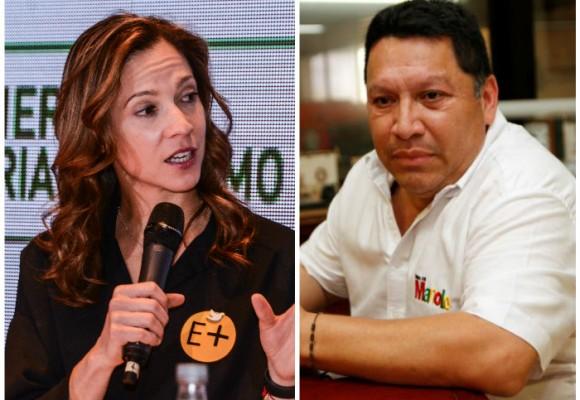 Con estas fotos la ministra Lacouture, destapa la incompetencia del alcalde de Cartagena