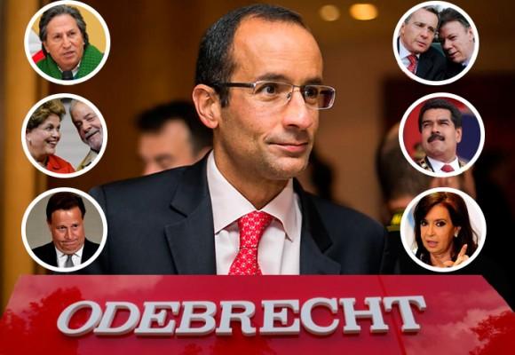 La moñona de corrupción de Odebrecht en 10 países de América Latina