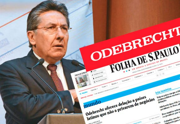 El acuerdo secreto del fiscal Martínez con Odebrecht en Brasil