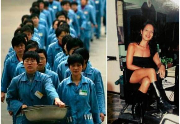 La pereirana mula y trans, que acaba de salvarse de morir ejecutada en China