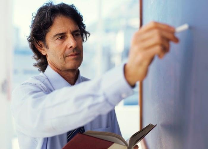 ¿Por qué estudiar para ser profesor?