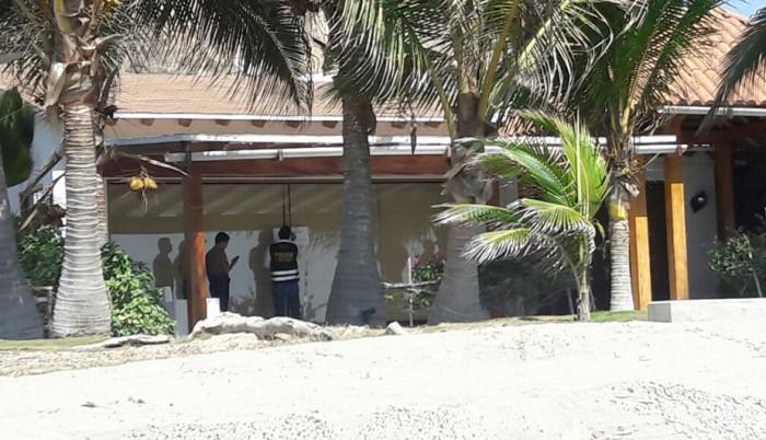 Por la casa de playa en Punta Salas la adquirió por USD 276.000. Foto Peru21.com