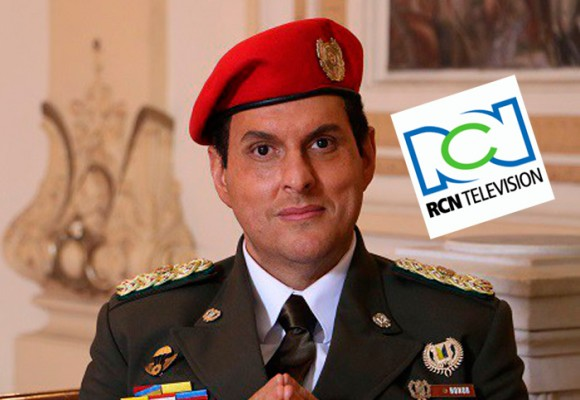RCN insultó a Andrés Parra y a los actores de El Comandante