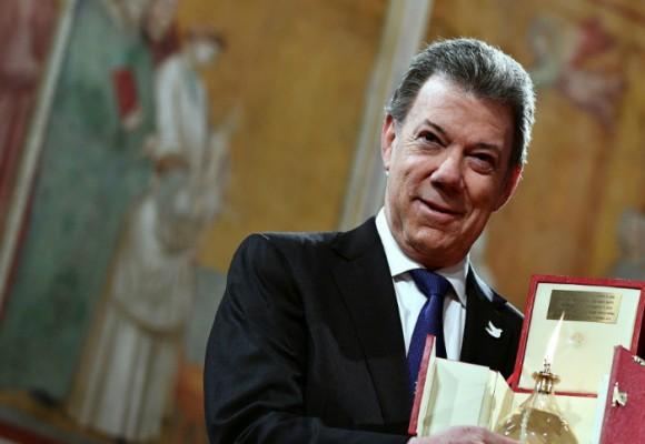 ¡No basta con un nobel de paz ni con que Bogotá sea la capital de la paz!