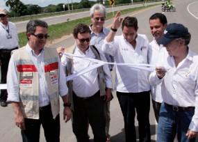 Las fotos del Alto Gobierno de Santos con Odebrecht que quisieran borrar