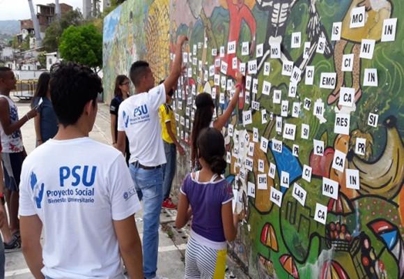 Universidad Icesi derrumbando fronteras invisibles en Siloé