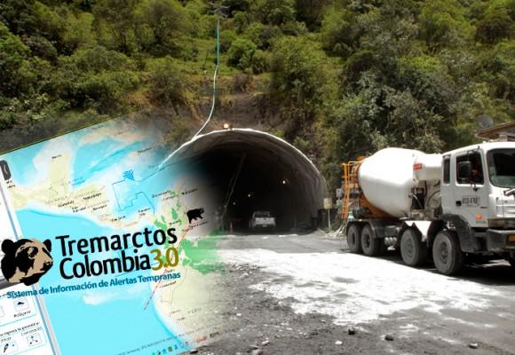 Tremarctos, un software para frenar los desastres ambientales de las multinacionales en Colombia
