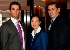 Camilo Benedetti, podría ser la conexión empresarial de Trump en Colombia
