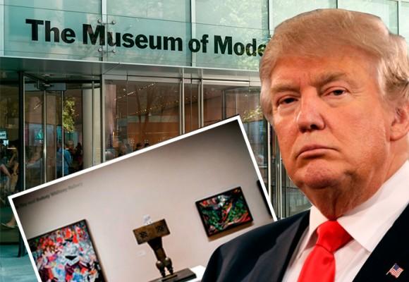 La resistencia del MOMA a los atropellos de Trump