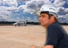 Vargas Lleras y la inauguración del aeropuerto en donde no despegan vuelos comerciales