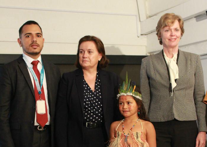 Más de un millón de euros invierten la Unión Europea en el Guaviare para ser territorio de paz