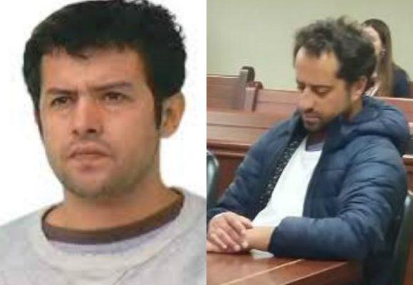 Rafael Uribe Noguera comparte sus días en la picota con el agresor de Natalia Ponce