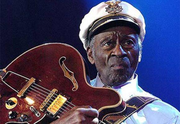 Chuck Berry: El papá del Rock n' Roll
