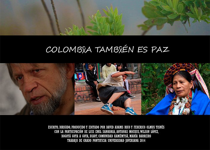 VIDEO: Voces de paz #NacimosPaSemilla