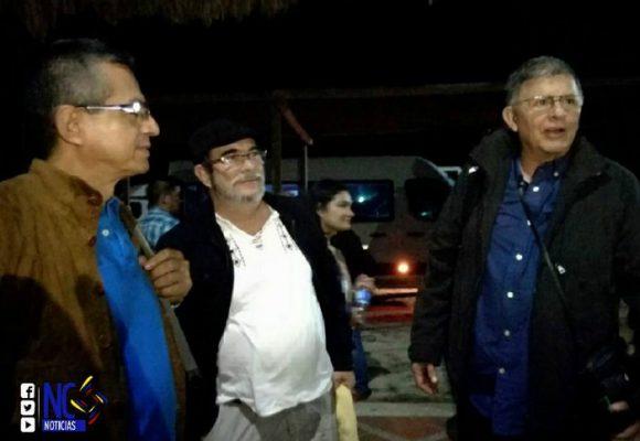 El cónclave de las Farc y el gobierno en Cartagena