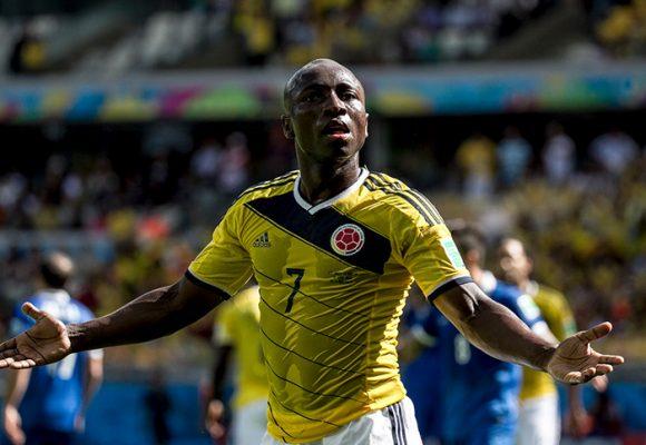Sobre la situación de Pablo Armero en la Selección Colombia