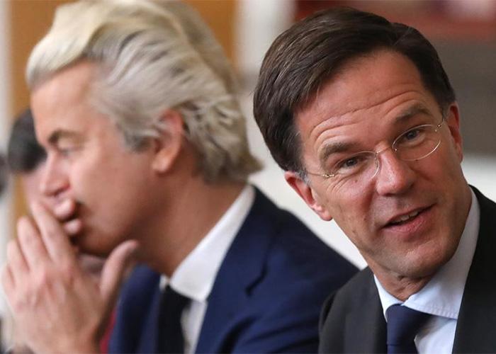 El Trump europeo amenaza Holanda