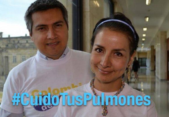 La lucha de Ana Cecilia Niño continua en Twitter por una #ColombiaSinAsbesto