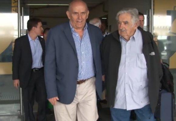 El viaje que le hizo el alcalde de Cali a Pepe Mujica