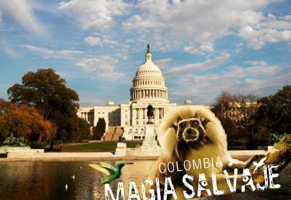 Colombia Magia Salvaje en el famoso festival ambiental de Washington