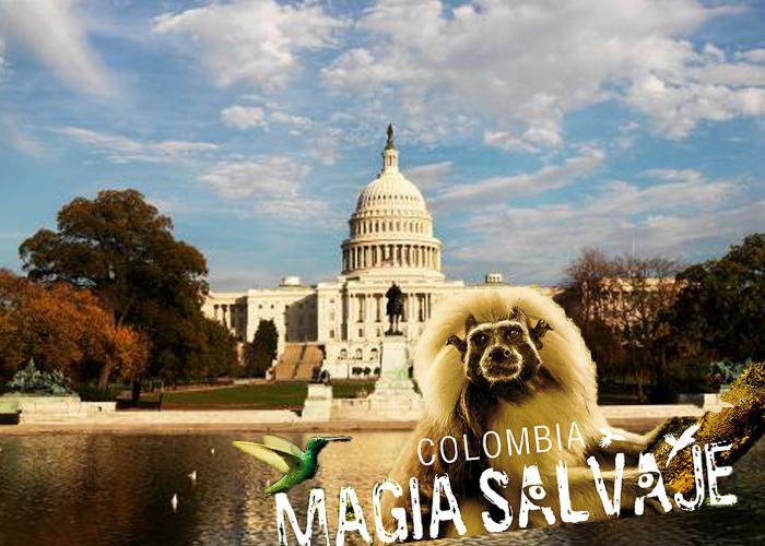 Colombia Magia Salvaje en el famoso festival ambiental de Washington