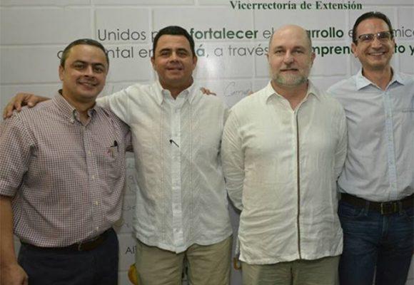 Un sinsabor en la visita del rector Alvíar a Urabá