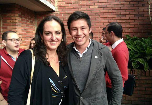 ¿Dos nuevos mejores amigos? la foto con Cabal que publicó el representante estudiantil de la Nacional