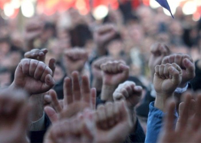 Por el derecho a la sindicalización