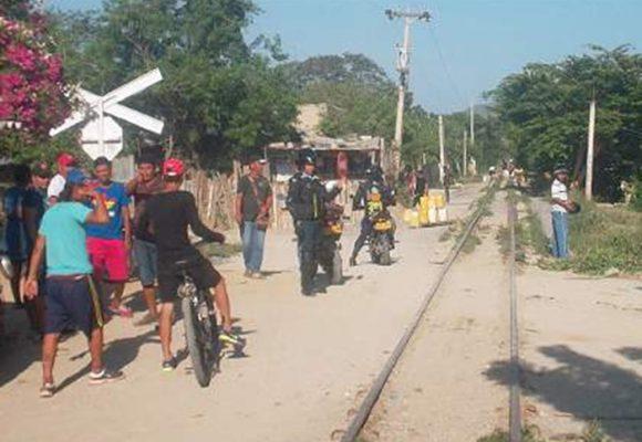 Santa Marta tiene tren, pero no tiene ciclovía