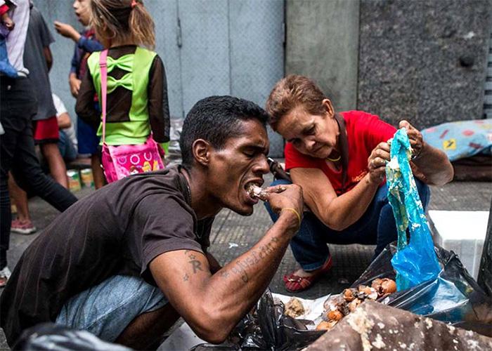 Sociedad venezolana: bolsillos sin dinero