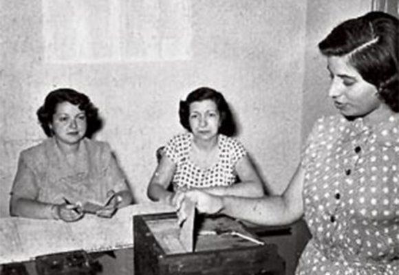 El largo camino de la mujer hacía la participación política