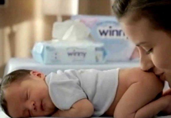 ¡No, señores Winny! ¡No tendré hijos aunque ustedes me regalen los pañales!