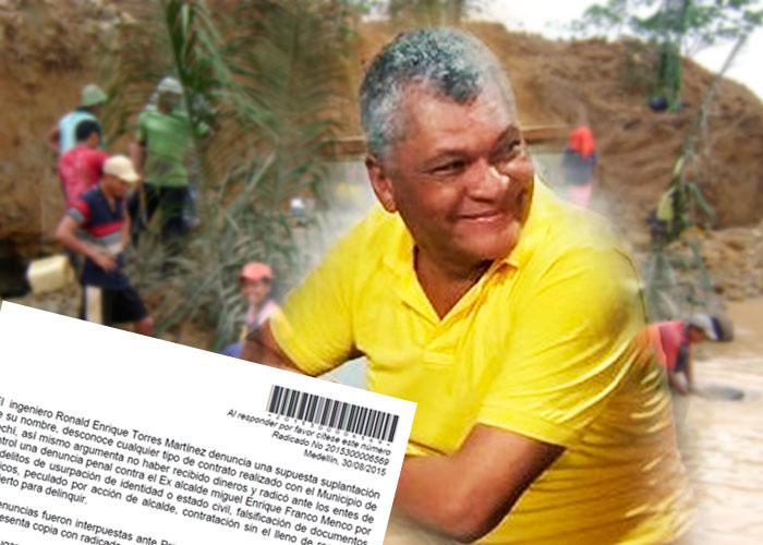 La trampa que tiene enredado a Miguel Franco, el alcalde de Nechí