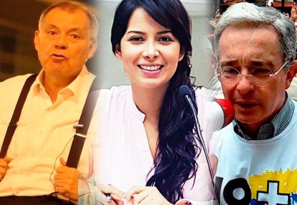 Las embarradas de Ángela Hernández, la mano derecha de Alejandro Ordoñez