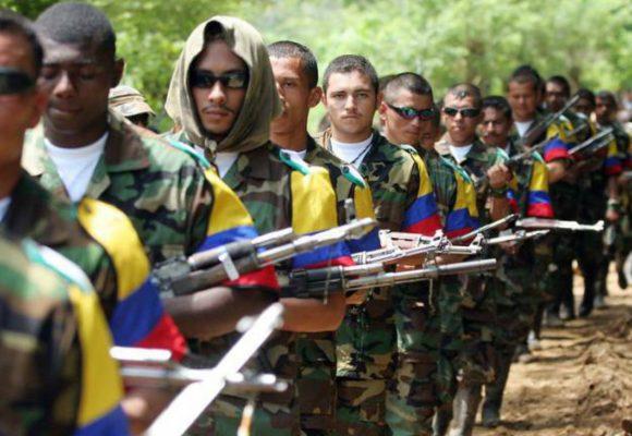 No más FARC