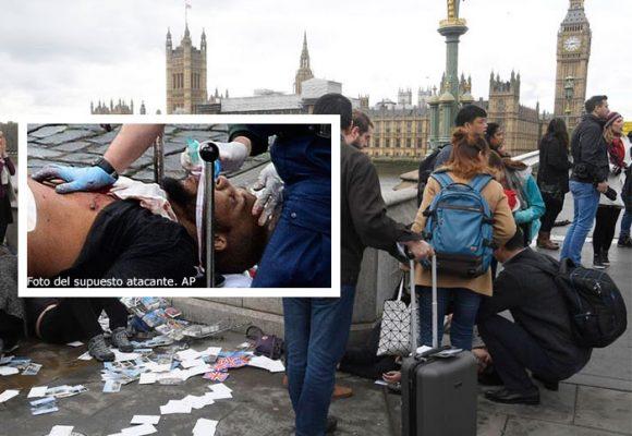 ¿Desafío de Isis contra Inglaterra en el atentado en el Parlamento?