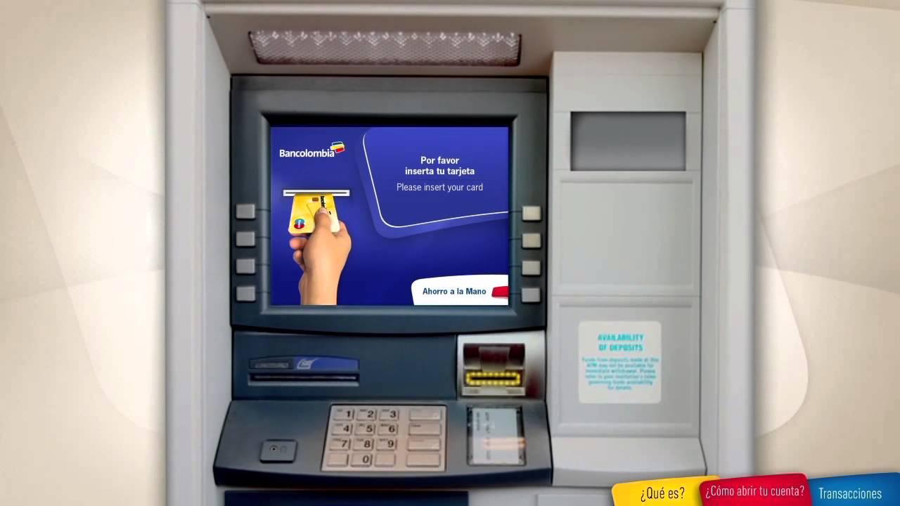 Un Cajero De Bancolombia Me Quit 400 Mil Pesos Las2orillas