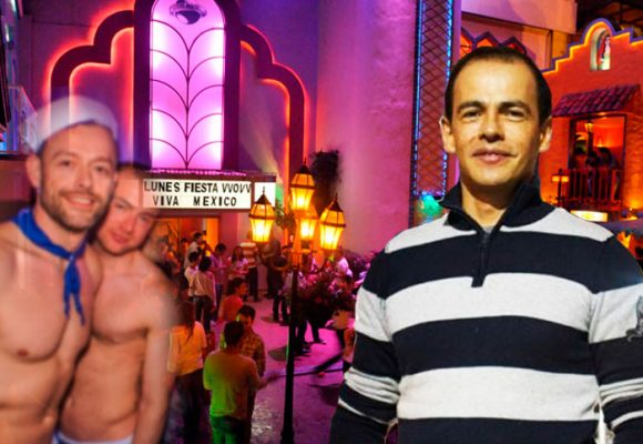 Primero Theatron y luego ChapiGay: Edison Ramírez un transgresor