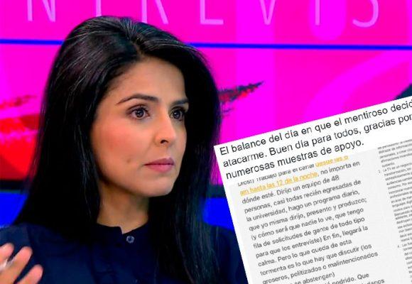 Claudia Palacios se gana 40 millones porque 'contrata recién egresados'