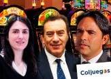 Dos expresidentes de Coljuegos enredados por lío con maquinitas