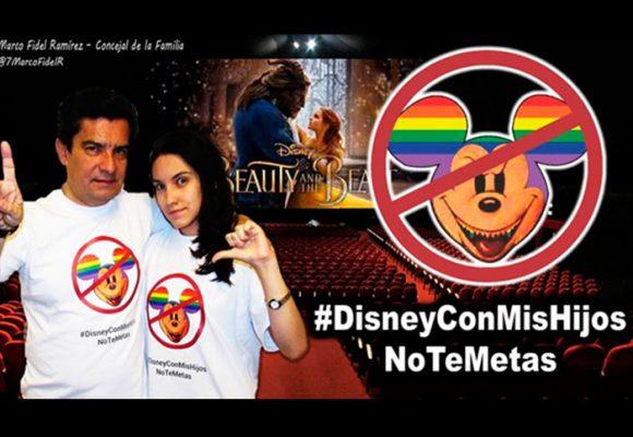 Prohibida 'La Bella y la Bestia': te vuelve homosexual