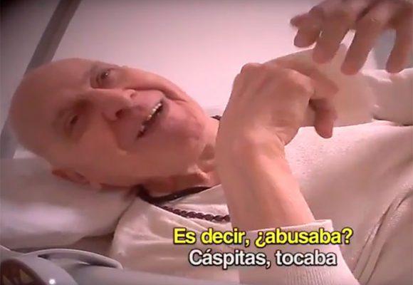 Video: El cura que confesó violaciones a más de 67 niños discapacitados