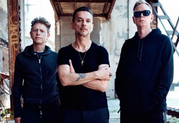 Depeche Mode estará en Colombia en el 2018