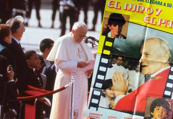 La trampa que volvío actor al Papa en una película colombiana