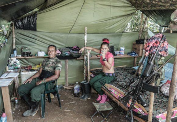 En Montañita, donde estuvo secuestrada Íngrid Betancourt, las Farc empiezan su nueva vida
