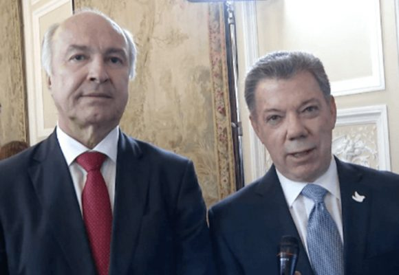 El ministro antitaurino de Santos