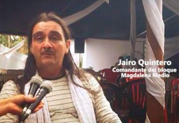 El guerrillero de las Farc que no pudo viajar a la conferencia de drogas de la ONU en Viena