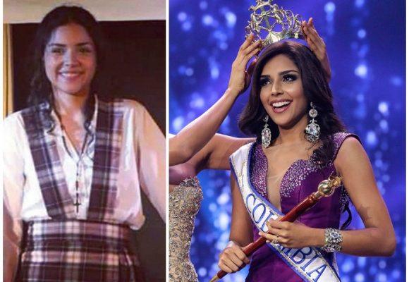 """""""Gorda en reposo y paticorta"""": El bullying que soportó la Miss Colombia"""