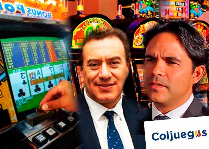 Un contrato con el casino Lucky Ducks enredó a los 31 altos funcionarios de Coljuegos capturados
