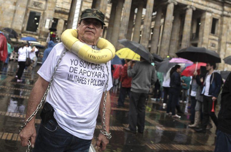 """Video: """"Salir a marchar mañana es apoyar la corrupción"""""""